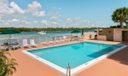 Ocean Villas Pool on Intracoastal