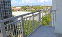 300 S Australian Ave 806, Balcony
