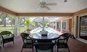 Covered/Screened Patio