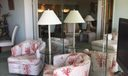 Living Room - Chairs with Coral Design
