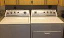 In Condo Full Size Washer & Dryer