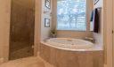 MARBLE FLOORING IN BATHROOM