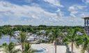 Marina terrace view