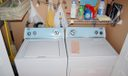 LAUNDRY CLOSET LOCATED IN BREAKFAST AREA