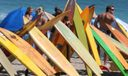 324 Surfboards At Stuart Beach Two