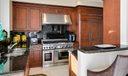3000 S Ocean 402 kitchen