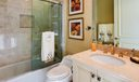 3000 S Ocean 402 guest bath