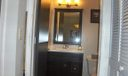 2nd Bathroom with tub & shower