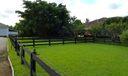 5 grassed roomy bucking paddocks