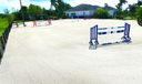 Jumping/dressage arena