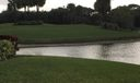 Golf and water view