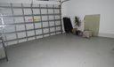 Garage with Freshly Epoxied floor
