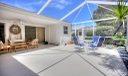 Cover patio area also