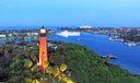 Jupiter Lighthouse - stock photo - Copy