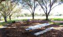 Community picnic areas