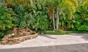 Lushly Landscaped Backyard