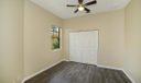 Bed/office flex room