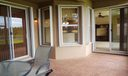 SCREENED PATIO & ACCORDIONS THROUGHOUT