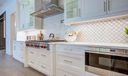 Custom Wood Cabinetry Throughout