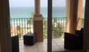 LR & Balcony View