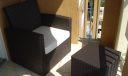 2 Balcony Chairs