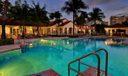 Pool & Gym by Night