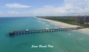 Juno Beach Pier-text