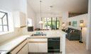 Large Family Room Adjacent to Kitchen