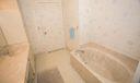 Picture large tub for bubble bath