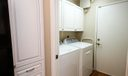 Matching Cabinets in Laundry Room
