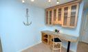 Eat-In Kitchen Area/Office Area