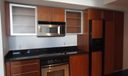 1551 Stainless appliances