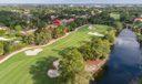 13- Aerial along Mayacoo course