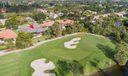 Aerial Back Golf