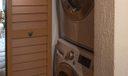 Full size washer dryer.