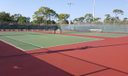 Lyngate Tennis Court