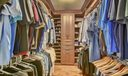 Huge Master Closet & Built in's