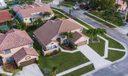 Aerial View - Corner Lot