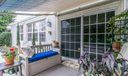 Patio w/Retractable Awning