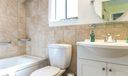2nd Bath w/ Jacuzzi Tub