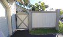 Front Entrance Gate & Fence