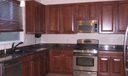 Kitchen w Stainless & Gas!