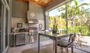 Baytowne Screened Porch w Summer Kitchen