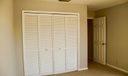 Third bedroom closet