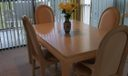 Vinnie dining room