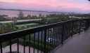Guest Room Balcony Sunset