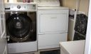 Washer-Dryer w/Stands