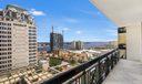 One City Plaza aerial view - Southside o