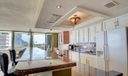 Expansive Kitchen Space