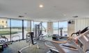 Fitness Area with Ocean View